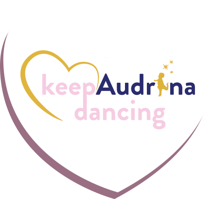 Keep Audrina dancing